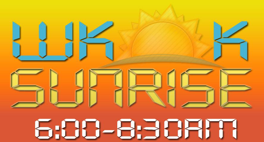 WKOK Sunrise