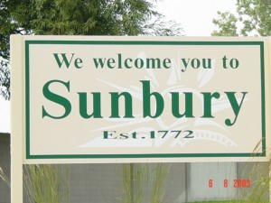 sunbury sign