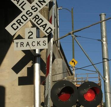 rail crosing