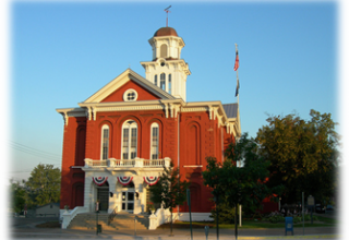 Montour County Courthouse