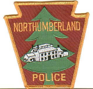 northumberland police patch