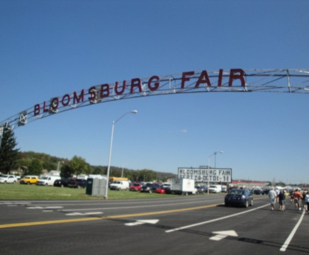 Bloomsburg Sign 2