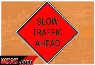 traffic, slow, roads