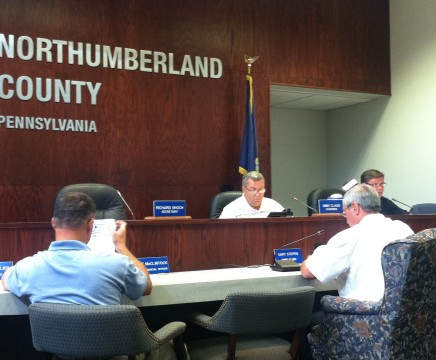 northumberland county commissioners