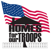home for troops