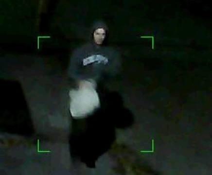 Crime suspect Northumberland purse snatching