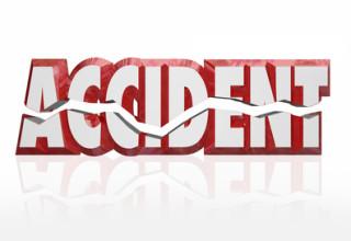 crash, accident, car
